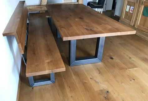 Tisch Eckbank